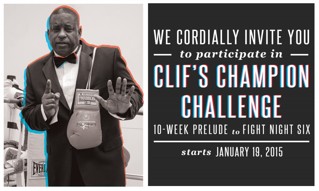 The Sporting Club Clif's Challenge 2015