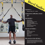 Deryl Smiley Personal Trainer